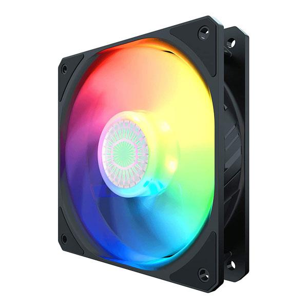 coolermaster sickleflow argb cabinet fan single 2