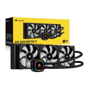 Corsair iCUE H150i RGB Pro XT CPU Liquid Cooler