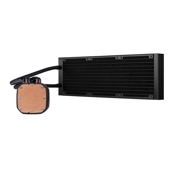 corsair icue h50i rgb pro xt liquid cooler 4
