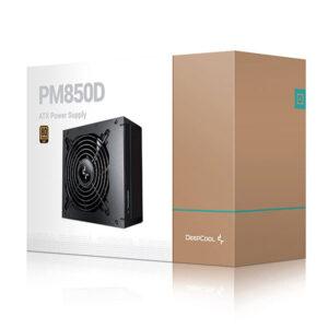 DEEPCOOL PM850D 850 Watt 80 Plus Gold Certifications SMPS Power Supply