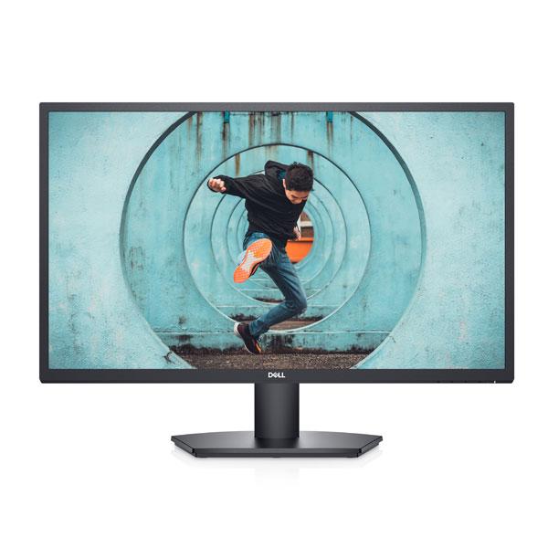 DELL SE2722H 27 inch Full HD slim bezel Monitor AMD FreeSync Refresh Rate 75 Hz, Response Time 4ms