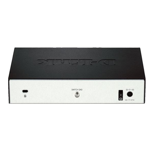 dlink 8 port fast ethernet poe smart managed switch 3