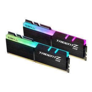 G.Skill Trident Z RGB 16GB RAM (8GBx2) DDR4 3200MHz