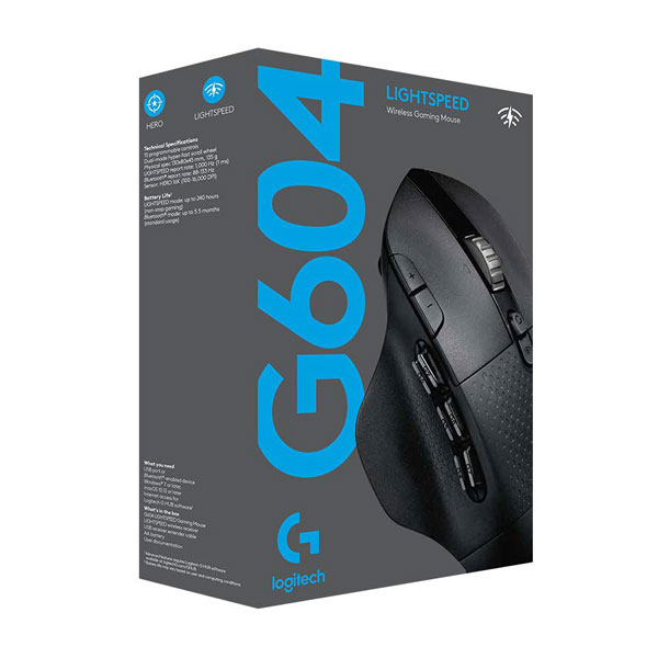 logitech g604 lightspeed wireless gaming mouse 7