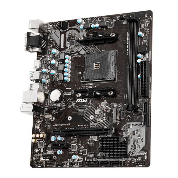 msi a320m pro vh motherboard 4