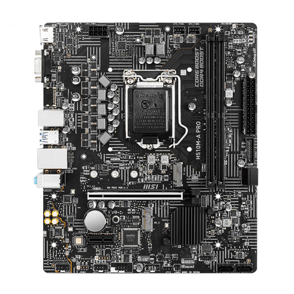 msi h510m a pro motherboard 3