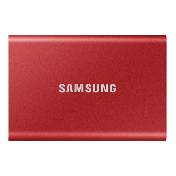 samsung t7 500gb external ssd red 2