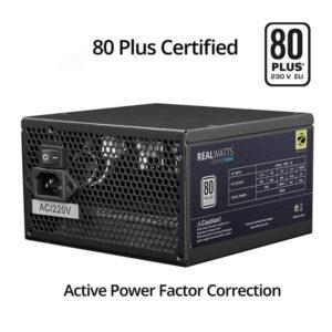 Zebronics Zeb-PGP500W 500 Watt 80 Plus SMPS Power Supply