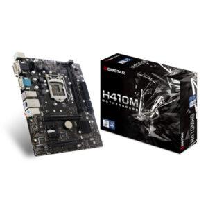 Biostar H410M Motherboard for Intel 10th Gen Processor LGA1200