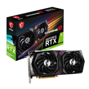 MSI Geforce RTX 3060 Gaming X 12GB Gaming Graphics Card