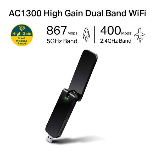 tplink ac1300 wireless dual band usb adapter 3