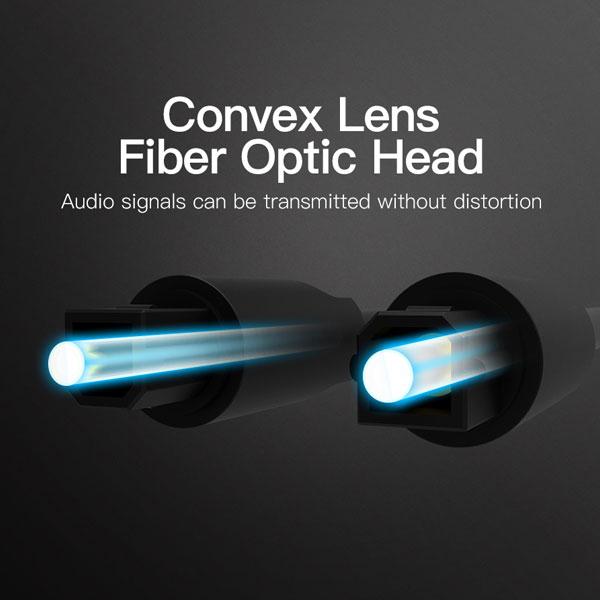 vention optical fiber audio cable 7