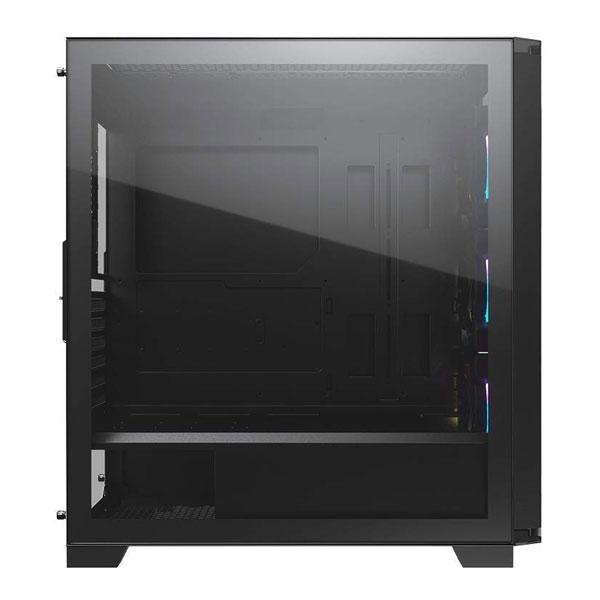 cougar darkblader x5 rgb cabinet black 5